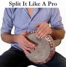 Darbuka Lessons  Split Fingers Technique
