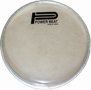 Power Beat Darbuka Transparent Skin 8.6&quot;
