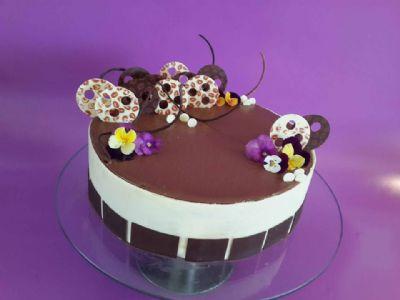 עוגת מוס מהעוגות של שרון