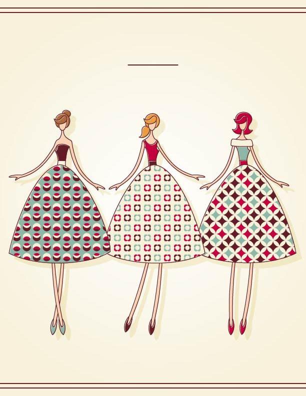 תוכנה להכנת שמלות אילוסטרייטור לעיצוב אופנה-01