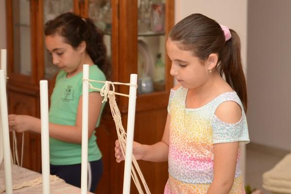 קייטנת בנות בכרמיאל, קייטנות לילדים 2017, חוגי לבנ