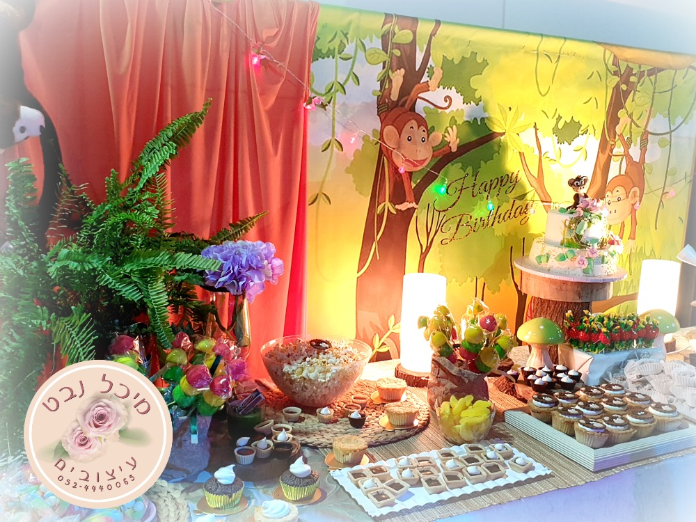 קופיקו, שולחן בר מתוק קופיקו, יומולדת קופיקו