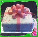 עוגת מתנה ליומולדת
