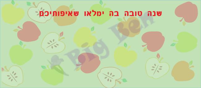 שנה טובה, דגם תפוח 404