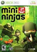 #245 mini ninjas