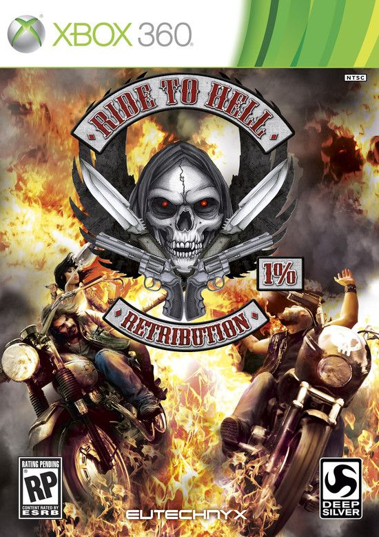 #483 RIDE TO HELL