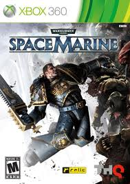 #469 HAMMER 40000 SPACE MARINE