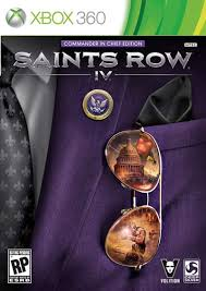 #490 SAINTS ROW 4