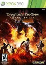 #463 DRAGONS DOGMA DARK AREISEN