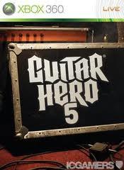 #253 GUITAR HERO 5
