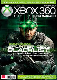 #488 SPLINTER CELL BLACKLIST