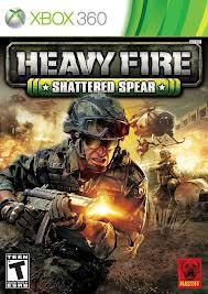 #366 HEAVY FIRE