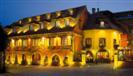 מלון באלזס | הוסטלייה דה שאטו וספא 4*