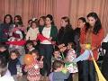 الأحتفال بعيد الأم, لأمهات وأطفال الحضانات البيتيه