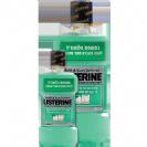 """ליסטרין מי פה בתוספת פלואוריד אריזת חסכון (500+250 מ""""ל) - Listerine"""