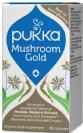 פטריות כוח (60 כמוסות) - פוקה Pukka