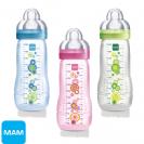 """בקבוק לתינוק (330 מ""""ל) - לגילאי 4 חודשים ומעלה - מאמ"""