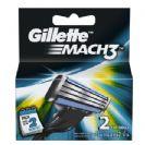 ג'ילט מאך 3 (2 יחידות) Gillette MACH
