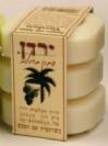 סבון ירדן שלישייה - לבן (100 גרם יחידה) - ירדן