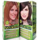 נטורטינט צבע לשיער ללא אמוניה (4N חום ערמונים טבעי)