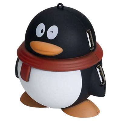 מפצל USB פינגווין