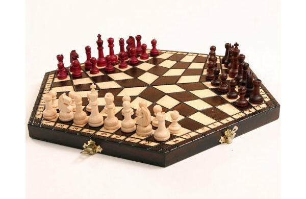 שחמט ל-3 שחקנים