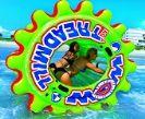 צעצועים מגניבים למים- גלגלי ים, מגלשות, משחקים צפים לבריכה