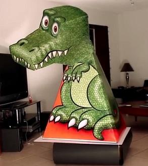 דרקון מנייר