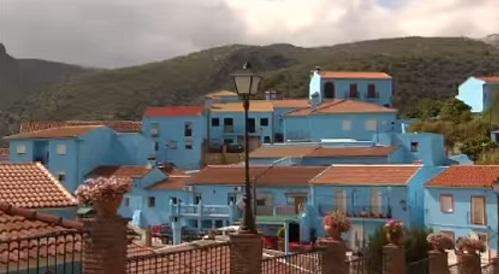 הכפר ג'וזקר בספרד