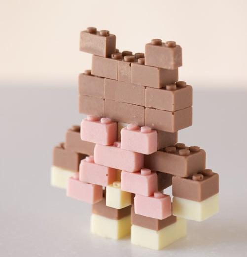 דובי משוקולד