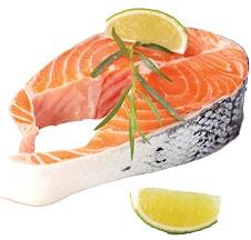 דג סלמון טוב לעור הפנים