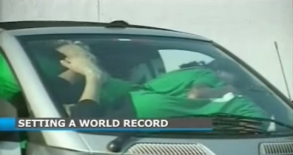 19 נערות במכונית סמארט