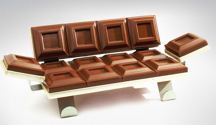 ספת שוקולד