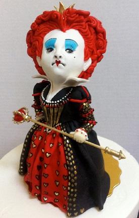 אליסה בארץ הפלאות- המלכה האדומה