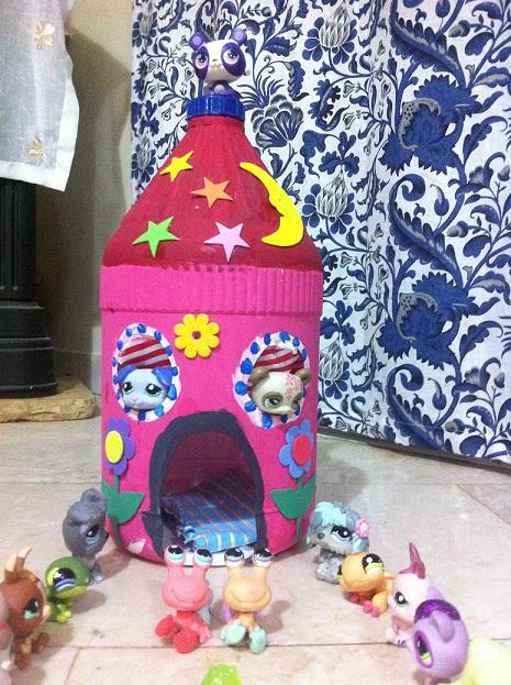 בית מבקבוק אקונומיקה לפט שופ