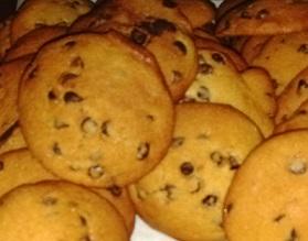 עוגיות שוקולד ציפס