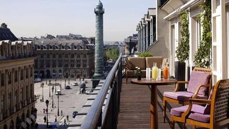 מלון פארק הייאט פריז צרפת