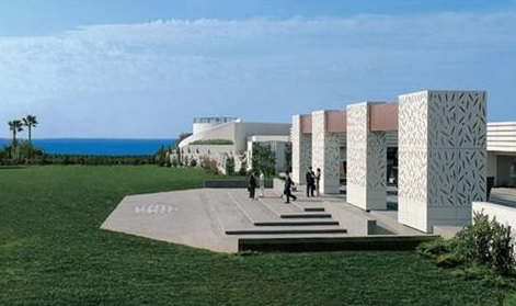 Grand Resort Lagonissi יוון לגוניסי