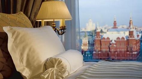 מלון ריץ קרלטון מוסקבה הכיכר האדומה
