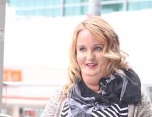 פגישה עיוורת עם אישה שמנה