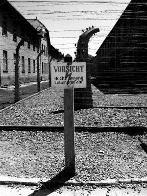 הכניסה למחנה אושוויץ