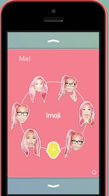 אימוז'י- אפליקציה לאייקונים מתמונות