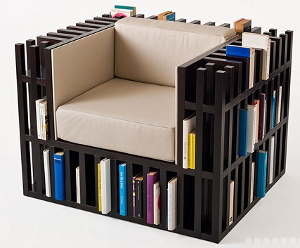 כורסא ספריה
