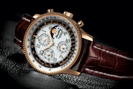 Breitling Montbrillant Moonphase