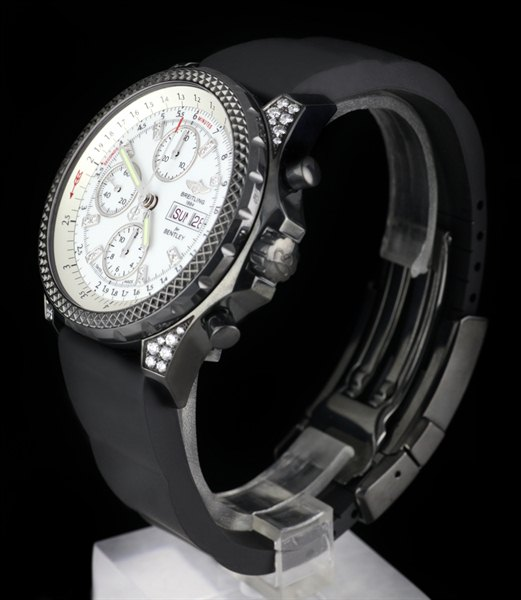 Breitling With Factory Diamonds