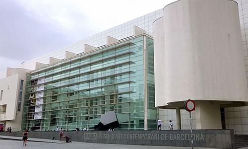 מלונות ליד מוזיאון MACBA