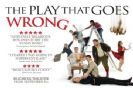 המחזה שמשתבש - The Play That Goes Wrong Theater Show