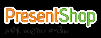 סמל / לוגו של present shop