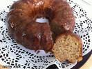 עוגת בננה מייפל ואגוזים