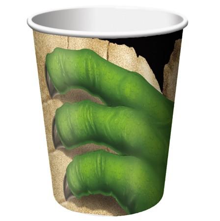 כוסות דינוזאורים